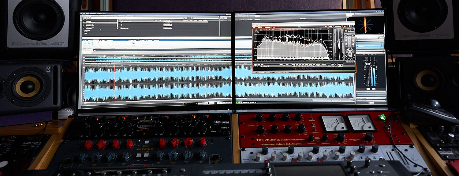 Chandler, Millenia, Neve MBP and Thermionik are staples in our mastering process.
